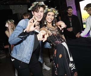 Nina Dobrev and shawn mendes image