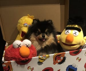 v, bts, and yeontan image
