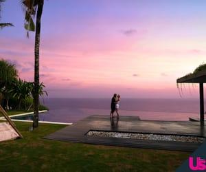 bali, beach, and couple image