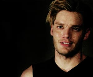 dominic sherwood, shadowhunters, and gif image