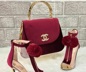 chanel, girly, and purse image
