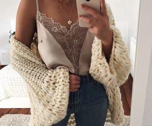 cute, autumn, and fashion image