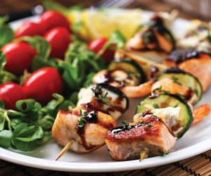 barbeque, delicious, and dinner image