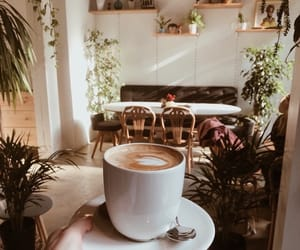 cafe, coffee, and cool image