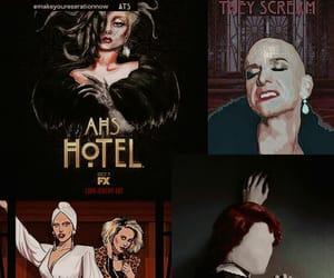 hotel, ahs, and Lady gaga image