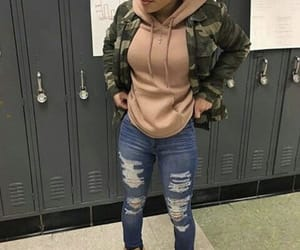 outfit and school image