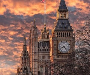 city, angleterre, and london image