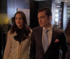 black suit, chuck bass, and cute image