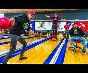 bowling, colby, and sam and colby image