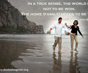 family, quote, and home image