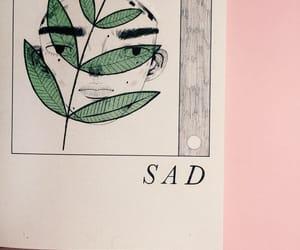 art, sad, and aesthetic image