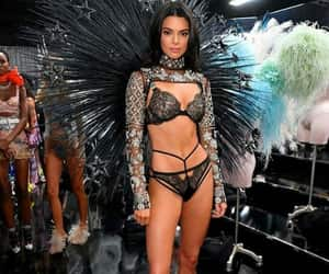 famous, victoria secret, and Kendall image