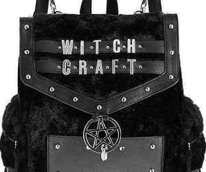 backpack, restyle, and witchcraft faux fur image