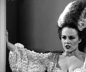 actress, Bride of Frankenstein, and gif image