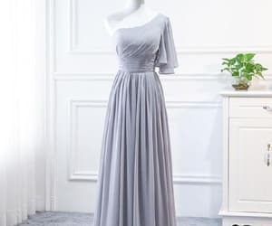 prom dress, prom dresses simple, and evening dresses long image