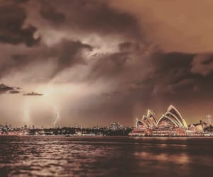 australia, opera house, and country image