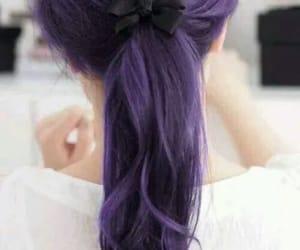 purplehair and perfec image
