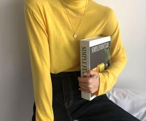 casual, minimalism, and clothing image