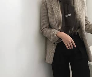 brown, clothing, and casual image
