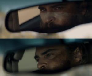 car, cinema, and eyes image