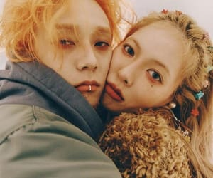 kpop, hyuna, and couple goals image