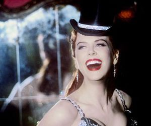laughing, moulin rouge, and Nicole Kidman image