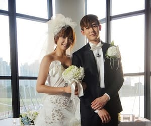 2PM, nichkhun, and we got married image