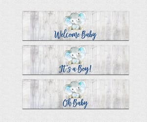 etsy, boy baby shower, and baby boy shower image