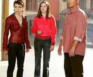 charmed, phoebe, and Leo image