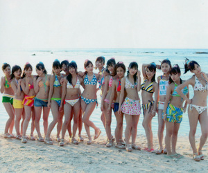beach, jpop, and bikini image