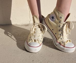 aesthetic, converse, and high tops image