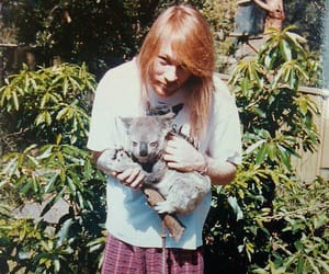 axl rose, Guns N Roses, and Koala image