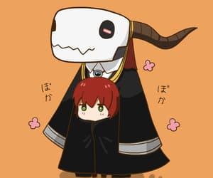 anime, cute, and mahoutsukai no yome image