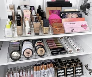 fashion, makeup, and palettes image