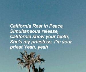 2006, california, and Lyrics image
