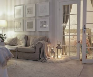 cozy, decor, and furniture image