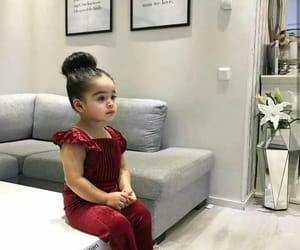 baby girl, little girl, and baby goals image