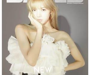 k-pop, rose, and kim jisoo image