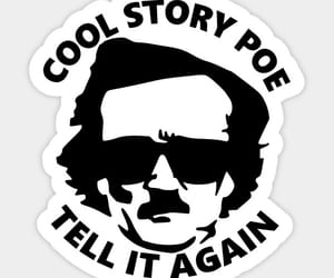 edgar allan poe, funny, and memes image