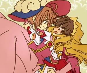 card captor sakura, syaoran, and sakura image