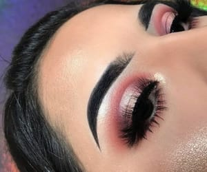 beautiful, cejas, and beauty image