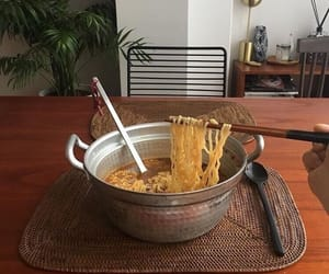 noodles, ramen, and aesthetic image