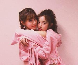 kpop, yuqi, and miyeon image