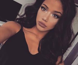 beautifull, girl, and latina image