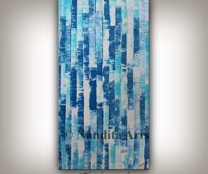Abstract Painting, etsy, and handmade image