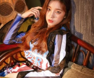 k-pop, song yuqi, and photography image