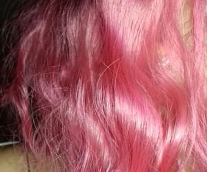 curl, me, and pink hair image