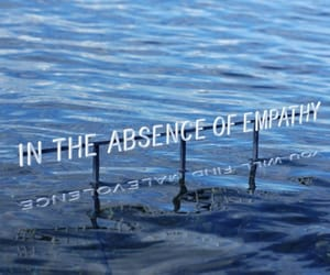 quotes, water, and blue image