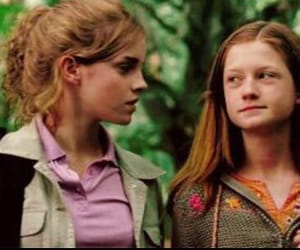 Bonnie, emma, and harry potter image