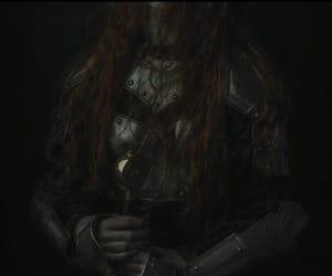 feminine, history, and warrior image
